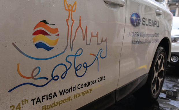 24th TAFISA World Congress, Budapest Hungary 2015