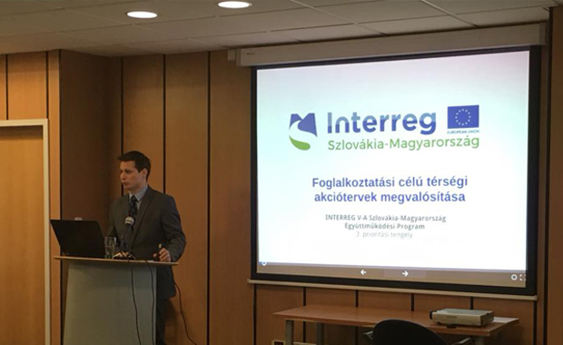 Interreg Slovakia-Hungary, European Regional Development Fund